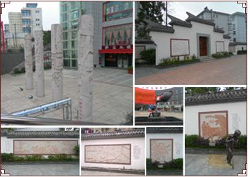 六安红色文化浮雕与亚博yabo下载项目——安徽亚博体育app下载安装苹果版亚博yabo下载